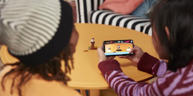 LEGO представила соцсеть для детей VIDIYO с видео и дополненной реальностью