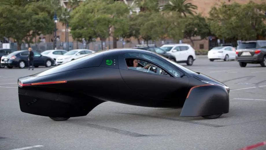 Представлен электромобиль, не требующий зарядки