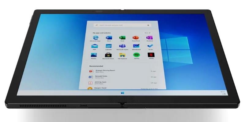 Новую операционную систему Windows 10X запустили на Surface Pro
