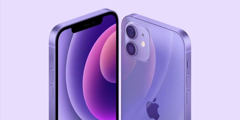 Фиолетовые iPhone 12 и iPhone 12 mini уже в России. Будете брать?