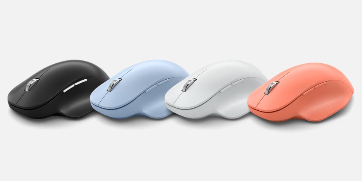Microsoft представила новые аксессуары: эргономичные мыши, компактные клавиатуры и цифровые блоки