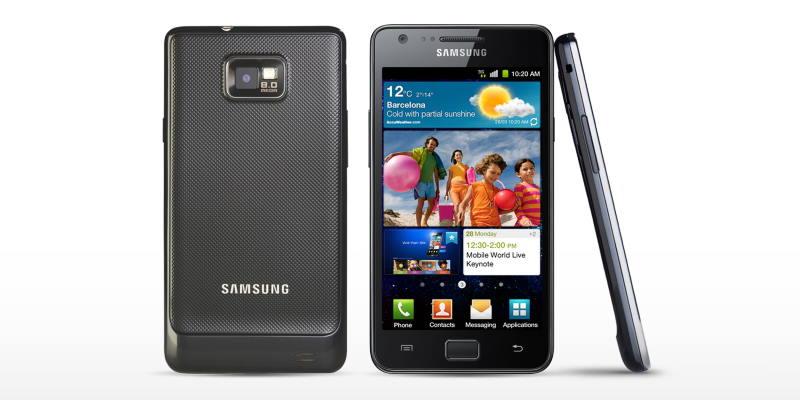 Samsung Galaxy SII обновили до Android 11