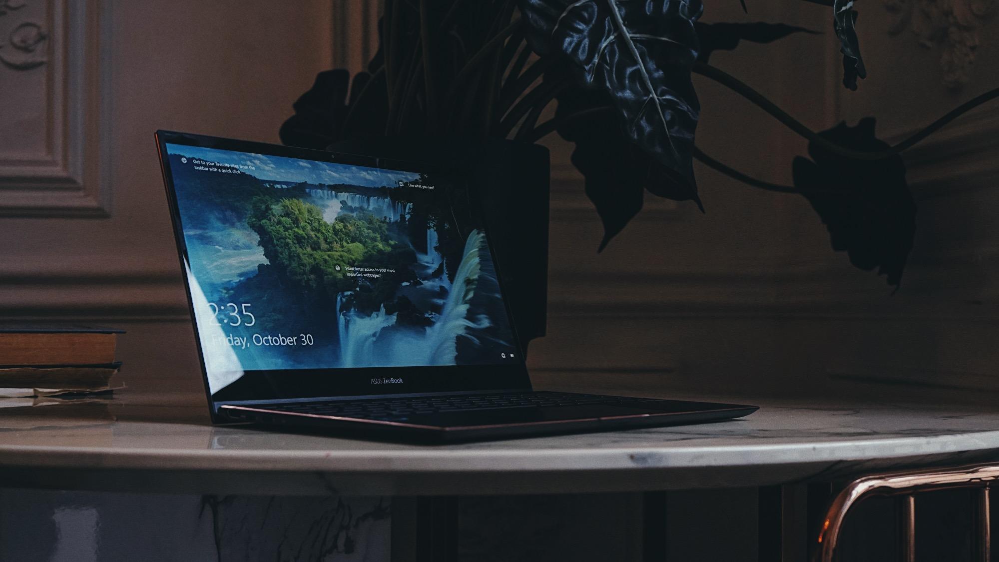 Обзор ASUS ZenBook Flip S UX371: дизайн, трансформация, OLED и Tiger Lake