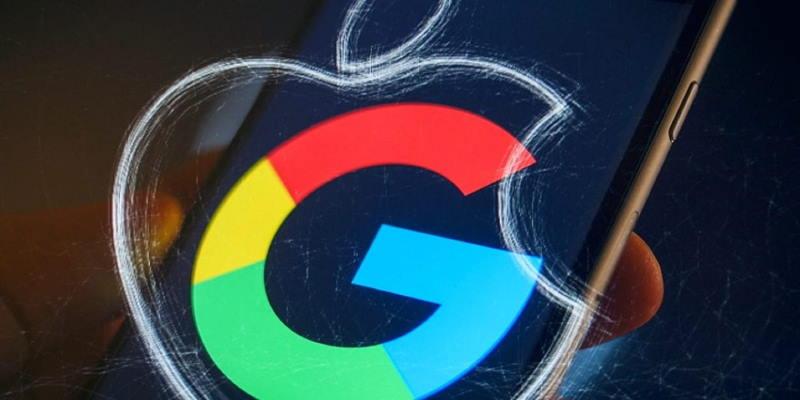 Google хотят наказать за сотрудничество с Apple