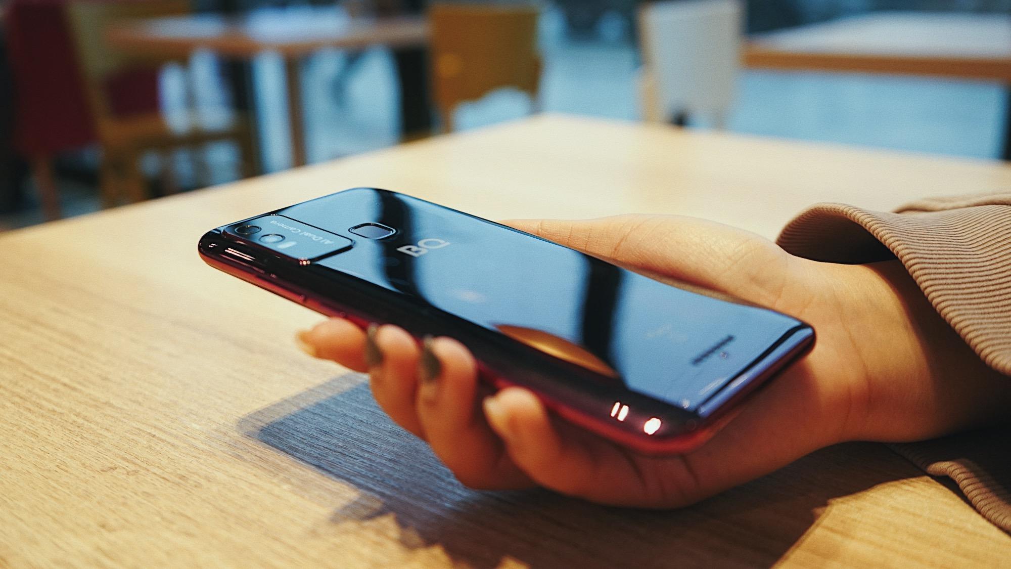 Обзор BQ 6630L Magic L — самый большой экран, NFC и низкая цена