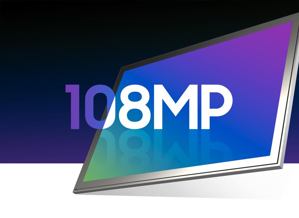 Samsung представила 108-мегапиксельный сенсор для камер мобильных устройств