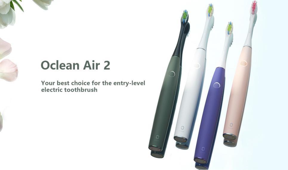 Как выбрать первую электрическую зубную щётку?