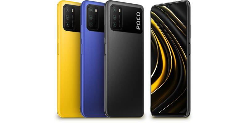 В России представлен Poco M3 — недорогой смартфон с приличными характеристиками