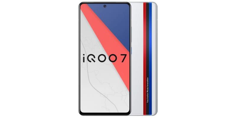 iQOO 7 — смартфон с процессором Snapdragon 888 и зарядкой за 15 минут