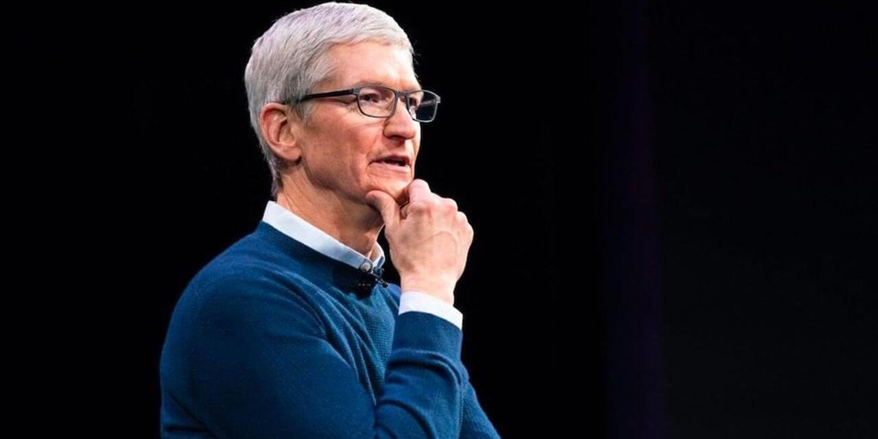 Сколько заработал глава Apple Тим Кук за 2020 год