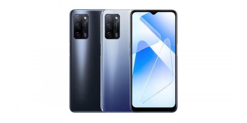 OPPO A55 — один из самых доступных смартфонов с поддержкой 5G