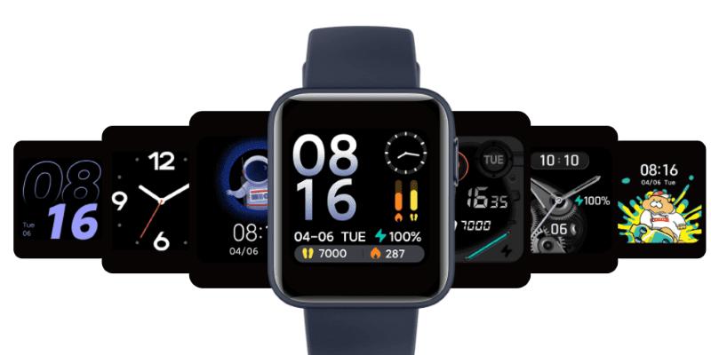 Xiaomi выпустила недорогие смарт-часы Mi Watch Lite