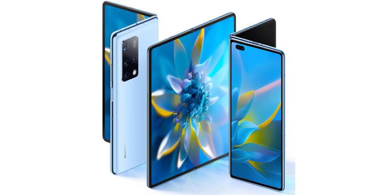 Huawei Mate X2 — складной смартфон за 220 000 рублей