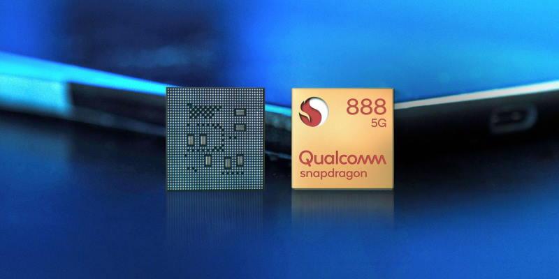 Snapdragon 888 рвёт всех в бенчмарках. В AnTuTu он набрал 735 тысяч баллов