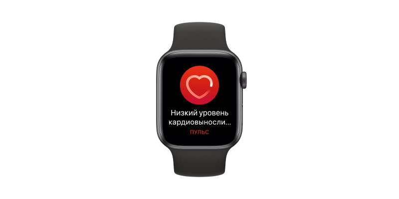 На Apple Watch появилась полезная для здоровья возможность