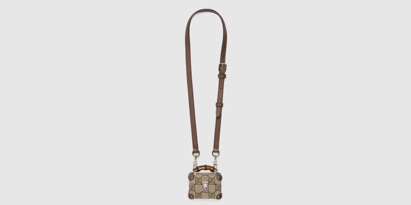 Gucci выпустил чехол для AirPods за 1100 долларов
