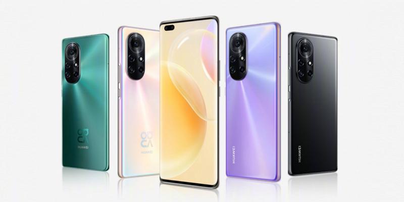 Представлены смартфоны Huawei Nova 8 и Nova 8 Pro — топовые, хоть и недорогие