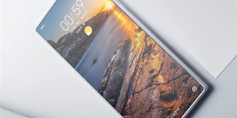 Складной смартфон Xiaomi Mi Mix 4 впервые показали вживую