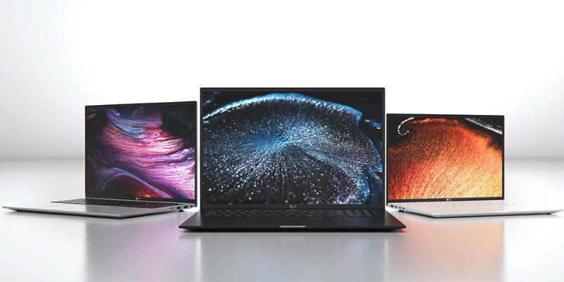 LG анонсировала ноутбуки серии gram