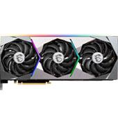Видеокарта MSI GeForce RTX 3080 Ti Suprim X 12G (12 ГБ) огромные размеры, эффективная СО, повышенные частоты работы