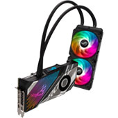 Видеокарта Asus ROG Strix LC GeForce RTX 3080 Ti OC Edition (12 ГБ): жидкостная система охлаждения и фабричный разгон почти до уровня GeForce RTX 3090