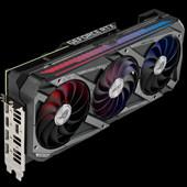 Видеокарта Asus ROG Strix GeForce RTX 3070 OC Edition (8 ГБ): огромная карта с очень тихой и эффективной системой охлаждения