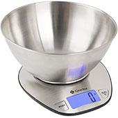 Кухонные весы Gemlux GL-KS5SB: точность взвешивания дизайном не испортишь