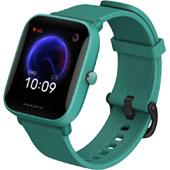 Умные часы Amazfit Bip U Pro: водонепроницаемость и пульсоксиметр дешевле 5 тысяч рублей