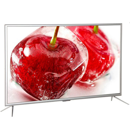 """ЖК-телевизор Hi 55USY151X: экран 55"""", разрешение 4К, поддержка HDR, голосовой поиск, платформа Яндекс.ТВ"""