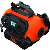 Видеообзор компрессора Black+Decker BDCINF18N: накачать воздухом автомобильные или велосипедные шины, мячи или надувные матрасы