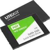 Твердотельные накопители LiteOn MU3 и WD Green: еще два оттенка бюджетной терабайтности