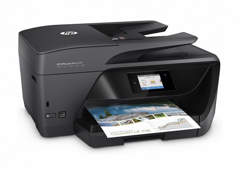 По подсчетам IDC, продажи принтеров, МФУ и копиров за год увеличились на 5,6%