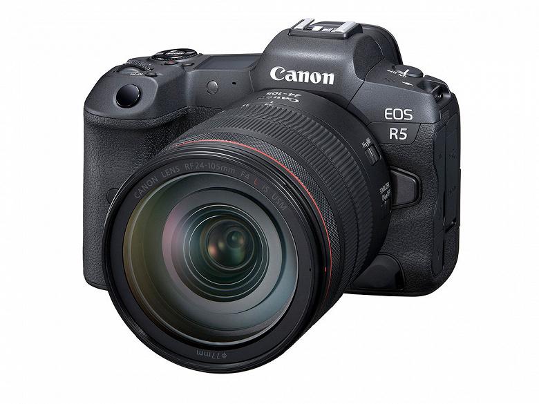 Canon приписывают намерение выпустить камеру системы EOS R разрешением более 100 Мп