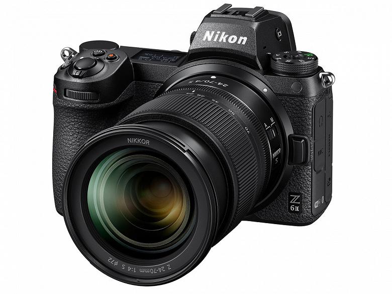 Через неделю выйдет прошивка, добавляющая в камеру Nikon Z 6II возможность снимать видео 4К с кадровой частотой 60 к/с