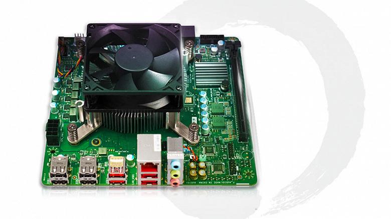По подсчетам AMD, комплект AMD 4700S послужит основой восьмидесяти моделей ПК