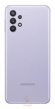 Самый дешевый 5G-смартфон Samsung на самых качественных официальных рендерах. Так выглядит Galaxy A32 5G с островной камерой