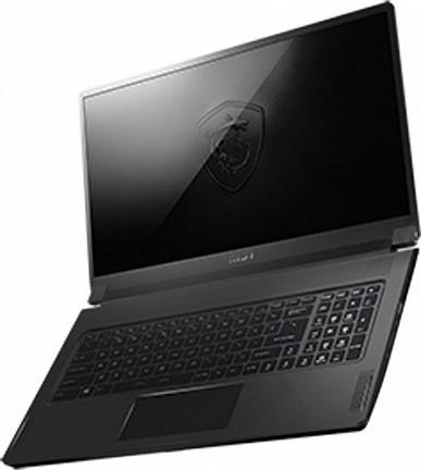 Экран игрового ноутбука MSI GS76 Stealth поддерживает частоту обновления 360 Гц