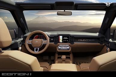 УАЗ-469, который мог бы стать лучше Jeep Wrangler. Дизайнер представил свое видение легендарного русского внедорожника