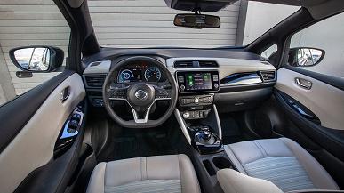 Один из самых популярных электромобилей в мире Nissan Leaf начали официально продавать на рынке Украины