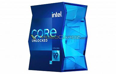 Флагманскому процессору — оригинальную упаковку. Так выглядит Core i9-11900K в коробке