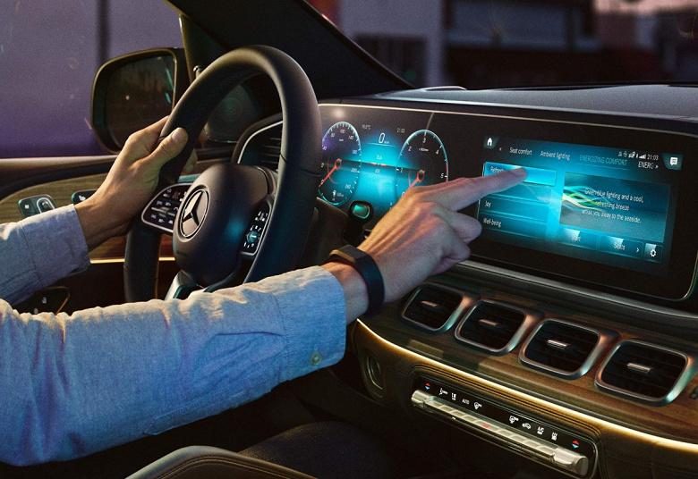 Mercedes обещает добавить в информационно-развлекательную систему MBUX искусственный интеллект