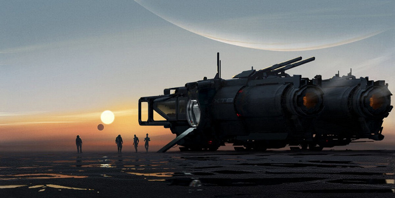 Первый трейлер нового Mass Effect