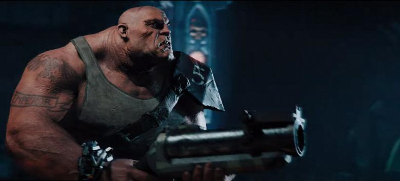 Warhammer 40,000 следующего поколения. Первый игровой трейлер