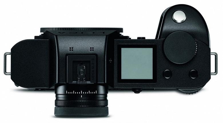 Появились изображения и некоторые технические характеристики беззеркальной камеры Leica SL2-S