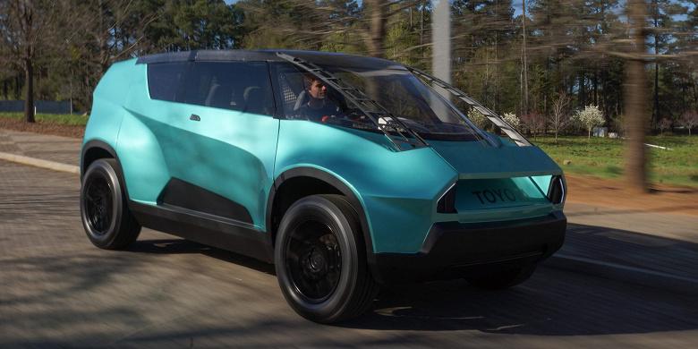 В 2021 году Toyota представит электромобиль с запасом хода 500 км и полной зарядкой за 10 минут