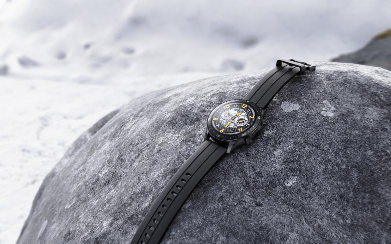Умные часы Realme Watch S Pro поступают в продажу на территории Индии
