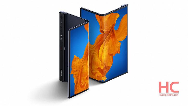 Huawei Mate Xs получил множество новых функций. EMUI 11 добавила скоростную передачу файлов и не только