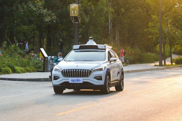 Baidu разрешили испытывать беспилотные машины на улицах Пекина