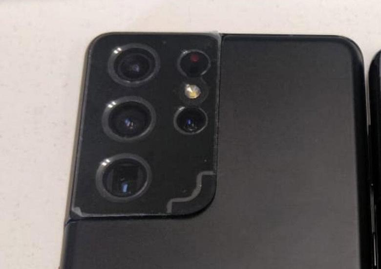 Samsung внесла важные изменения в Samsung Galaxy S21 Ultra на финальной стадии разработки
