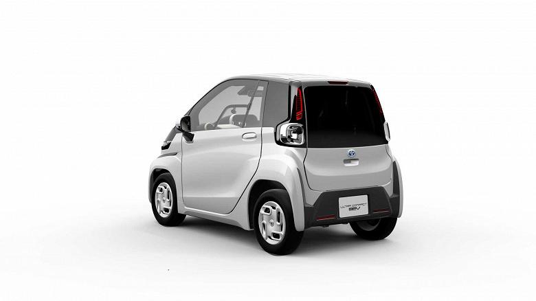 Представлен электромобиль Toyota за $16 000